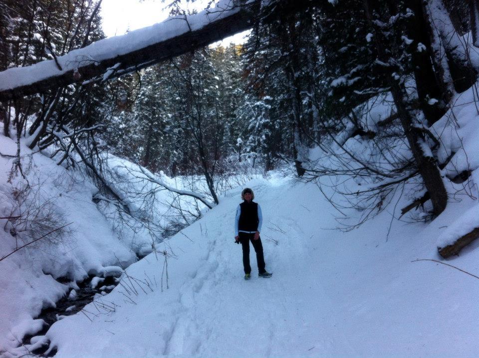 Joanie- Millcreek Canyon